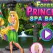 Forest Princess Spa Bath